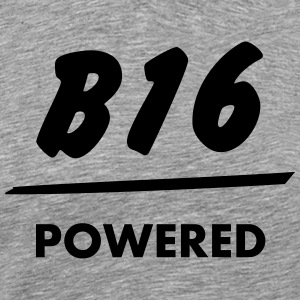 JDM T Engine powered B16 | T-shirts JDM - Men's Premium T-Shirt