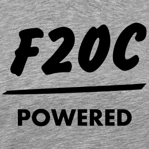 JDM Engine powered F20C | T-shirts JDM - Men's Premium T-Shirt