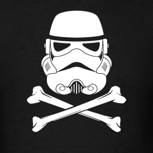 Jolly Roger Stormtrooper - Men's T-Shirt