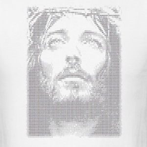 Digital Jesus - Men's T-Shirt