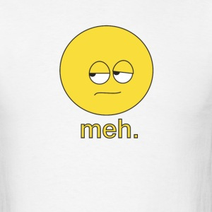 meh. - Men's T-Shirt