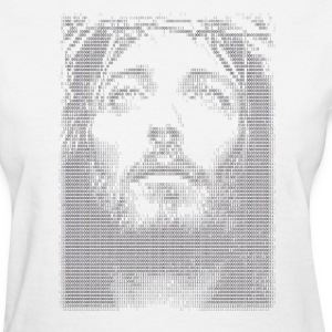 Digital Jesus - Women's T-Shirt