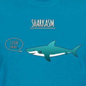 Sharkasm - Women's T-Shirt