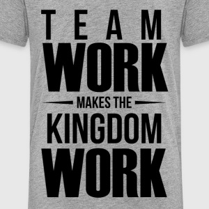 Kingdom Works T-Shirt for Women - Kids' Premium T-Shirt