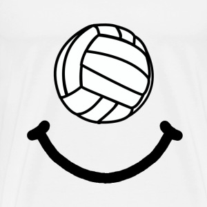 Volleyball Smile - Men's Premium T-Shirt