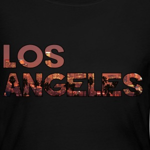 LOS ANGELES - Women's Long Sleeve Jersey T-Shirt