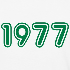 1977, Numbers, Year, Year Of Birth T-Shirts - Baseball T-Shirt