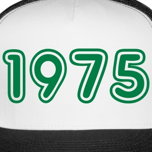 1975, Numbers, Year, Year Of Birth Sportswear - Trucker Cap