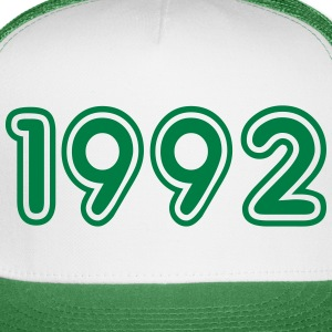 1992, Numbers, Year, Year Of Birth Sportswear - Trucker Cap