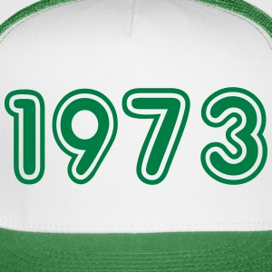 1973, Numbers, Year, Year Of Birth Sportswear - Trucker Cap