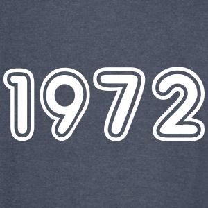 1972, Numbers, Year, Year Of Birth T-Shirts - Vintage Sport T-Shirt