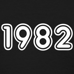 1982, Numbers, Year, Year Of Birth T-Shirts - Women's T-Shirt