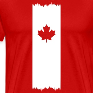 I am Canadian - Men's Premium T-Shirt
