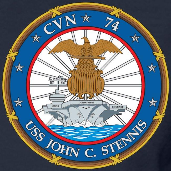 USS JOHN C STENNIS 2016 WESTPAC CRUISE SHIRT - LONG SLEEVE