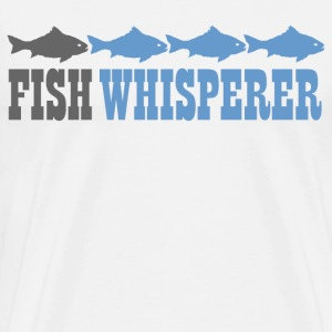 FISH WHISPERER - Men's Premium T-Shirt