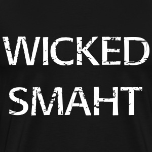 Wicked Smaht - Men's Premium T-Shirt