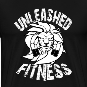 Unleashed Fitness  - Men's Premium T-Shirt