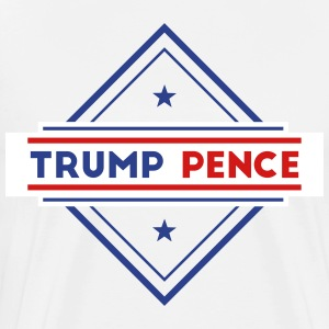 Trump Pence 2016 - Men's Premium T-Shirt