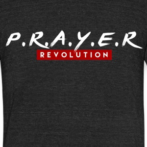 Prayer Revolution - Unisex Tri-Blend T-Shirt