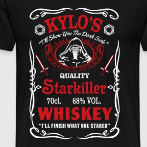 Kylo - I'll show you the Dark side quality tee - Men's Premium T-Shirt