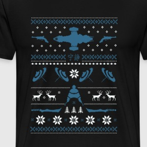 Serenity - Awesome christmas sweater for fans - Men's Premium T-Shirt