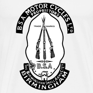 BSA motocycles - Awesome t-shirt for birmingham - Men's Premium T-Shirt