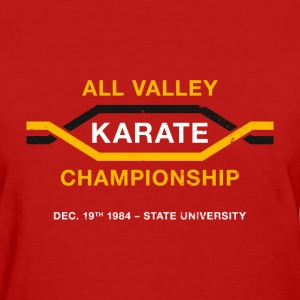 All Valley Karate Championship - Women's T-Shirt