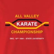 Design ~ All Valley Karate Championship