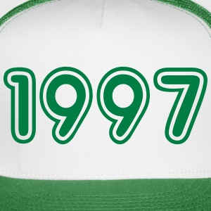 1997, Numbers, Year, Year Of Birth Sportswear - Trucker Cap