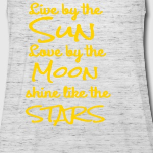 Live by the Sun Tanks - Women's Flowy Tank Top by Bella