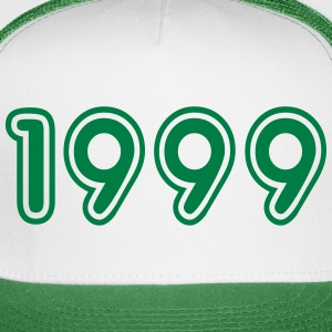1999, Numbers, Year, Year Of Birth Sportswear - Trucker Cap