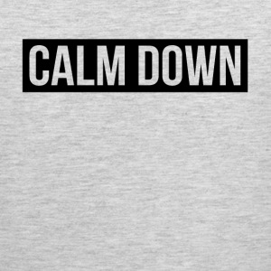 Calm Down Sportswear - Men's Premium Tank