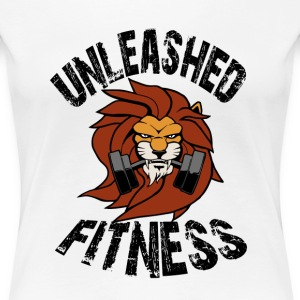 Team Unleashed Women's Tee - Women's Premium T-Shirt