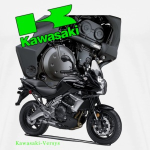 Kawasaki - Cool kawasaki t-shirt for kawasaki fa - Men's Premium T-Shirt