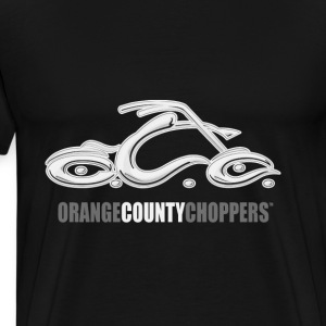 Orange county choppers - Motorcycle awesome t-sh - Men's Premium T-Shirt