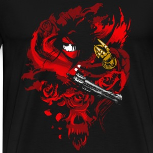 Vincent valentine - Awesome final fantasy t-shir - Men's Premium T-Shirt
