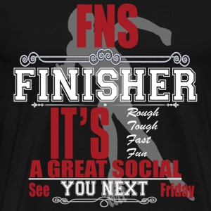 Skate - It's a great social see you next friday - Men's Premium T-Shirt