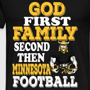 Minnesota football - Minnesota football is the 3rd - Men's Premium T-Shirt