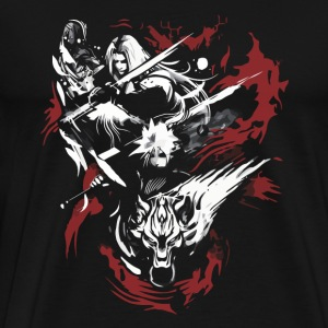Final fantasy - Awesome final fantasy t-shirt - Men's Premium T-Shirt