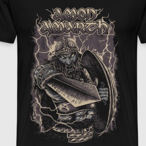Amon amarth - Awesome Amon amarth t-shirt - Men's Premium T-Shirt