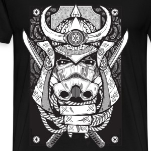 Storm strooper - Samurai style t-shirt for fans - Men's Premium T-Shirt