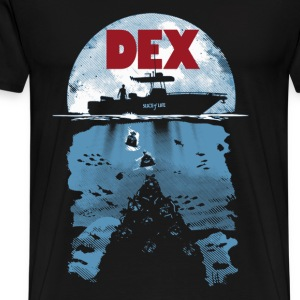 Dexter's slice of life t-shirt for fans - Men's Premium T-Shirt