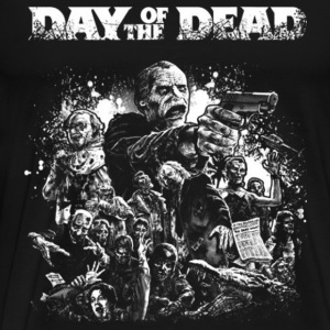 Day of the dead - Awesome day of the dead t-shir - Men's Premium T-Shirt