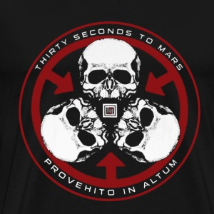 30 seconds to mars - Awesome t-shirt for fans - Men's Premium T-Shirt
