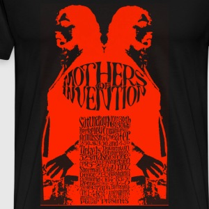 Frank Zappa - Mothers of invention t-shirt for f - Men's Premium T-Shirt