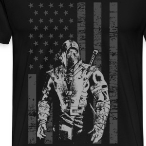 American Warrior lover t-shirt - Men's Premium T-Shirt