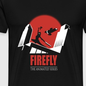 Firefly fan - The animated series - Men's Premium T-Shirt