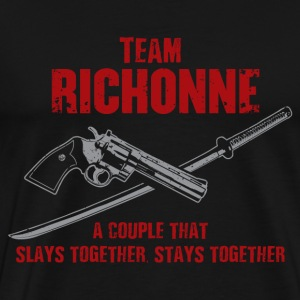 Team Richonne - Slays together, stays together - Men's Premium T-Shirt