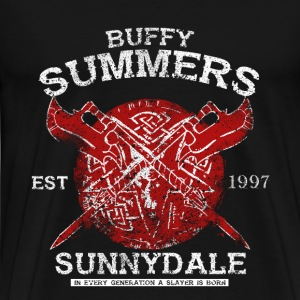 Buffy the vampire slayer t-shirt - Men's Premium T-Shirt