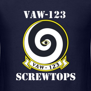 VAW-123 Screwtops Men's Shirt - Men's T-Shirt